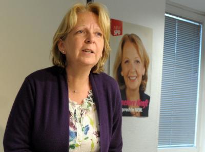 Die Landesvorsitzende der NRW-SPD, Hannelore Kraft, will aus der Opposition heraus die Politik im Land gestalten.