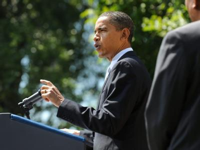 US-Präsident Obama ist mit den bisherigen Ergebnissen des Kampfes gegen die Ölpest nicht zufrieden.