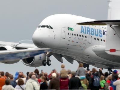 Für die Kosten der Gipfeltreffen in Kanada könnte man vier Airbus A380 kaufen.