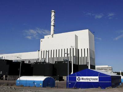 Das schwedische Kernkraftwerk Oskarshamm