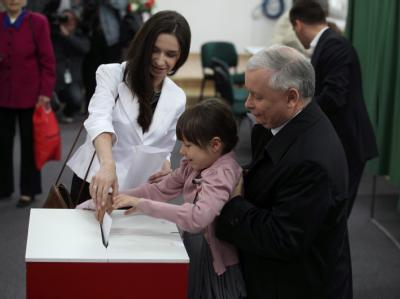 Präsidentenwahl in Polen