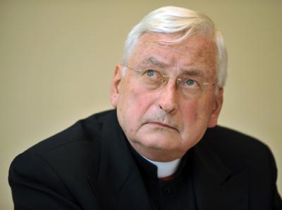Gegen den zurückgetretenen Bischof Mixa gibt es schwere Vorwürfe. (Archivbild)