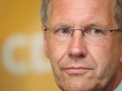Wenige Tage vor der Wahl des neuen Bundespräsidenten hat sich Christian Wulff den Fraktionen von CDU und FDP in Baden-Württemberg vorgestellt.