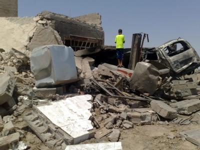 Bei einem besonders perfiden Selbstmordanschlag sind im Irak Dutzende Menschen getötet worden. (Archivbild)