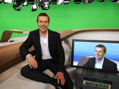 Der Moderator des ZDF-Heute-Journals Steffen Seibert wird neuer Regierungssprecher.