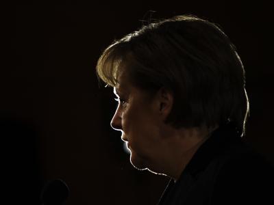 Schwere Zeiten für Bundeskanzlerin Angela Merkel (Archiv).