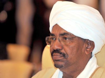 Omar al-Baschir im März 2009 beim Gipfel der Arabischen Liga in Doha.