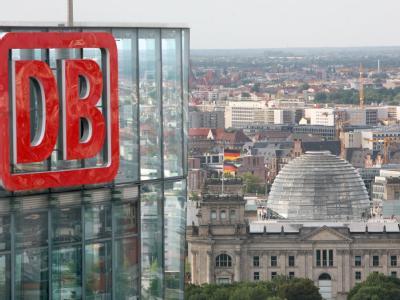 DB-Firmenzentrale