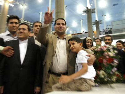 Amiri in Teheran