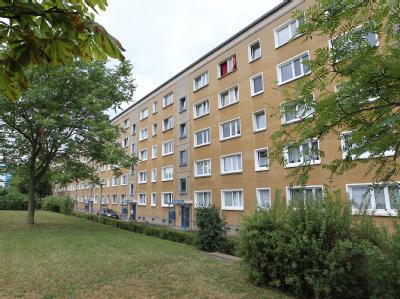 Wohnblock in Plauen