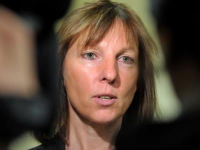 Oberstaatsanwältin Barbara Stockinger