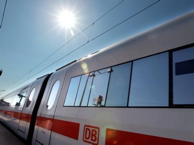 Die Bahn hält das Hitzeproblem in den ICE-Zügen für gelöst.