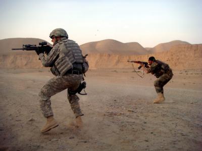 General James Conway befürchtet, «dass der Feind möglicherweise davon zehrt», wenn die US-Streitkräfte aus Afghanistan abziehen. (Symbolbild)