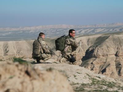 Bundeswehrsoldaten im Afghanistan-Einsatz. Die Veröffentlichung von tausenden US-Militärdokumenten hat in Deutschland die Debatte über den Einsatz von Spezialkräften angeheizt.
