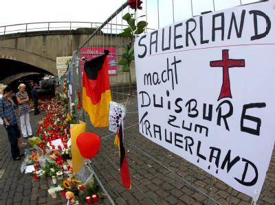 Trauer in Duisburg