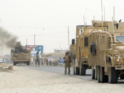 Taliban attackieren ISAF-Konvoi