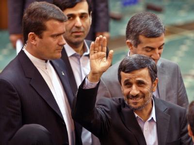 Irans Präsident Mahmud Ahmadinedschad