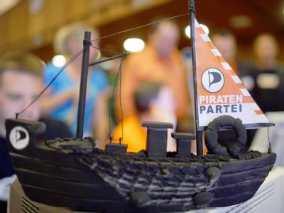 Piratenpartei organisiert sich neu im Netz