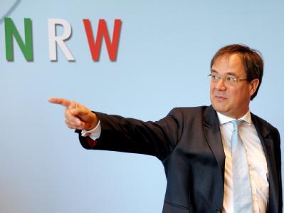 Armin Laschet will CDU-Vorsitzender in Nordrhein-Westfalen werden.