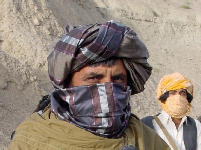 Sabiullah Mudschahid, ein Sprecher der Taliban (Archivbild)