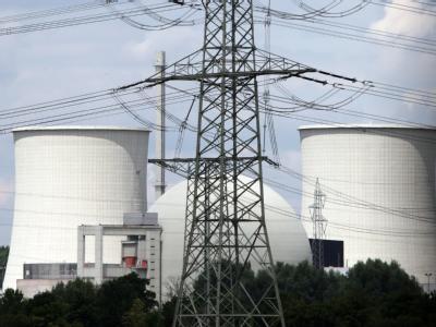 Das Atomkraftwerk Biblis: Nach dem Energiekonzept der Regierung geht der letzte Atommeiler nicht vor dem Jahr 2036 vom Netz.