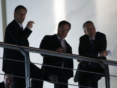 Machtkampf in NRW-CDU