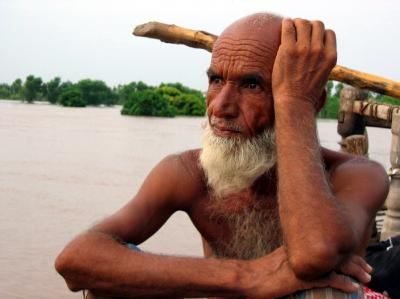 Hochwasser in Pakistan