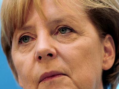 Bundeskanzlerin Angela Merkel warnt davor, die statistisch erhöhte Gewaltbereitschaft strenggläubiger muslimischer Jugendlicher zu verschweigen. (Archivbild)