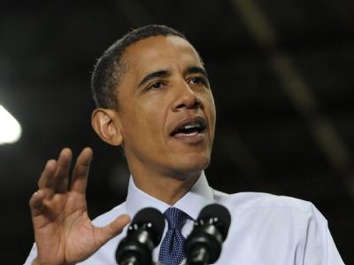 Hält an seinen Rückzugsplänen fest: US-Präsident Barack Obama