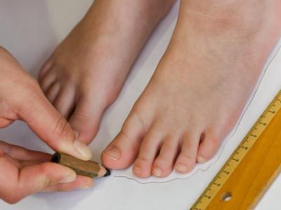 Warum nur tragen die wenigsten Verbraucher passende Fußbekleidung?