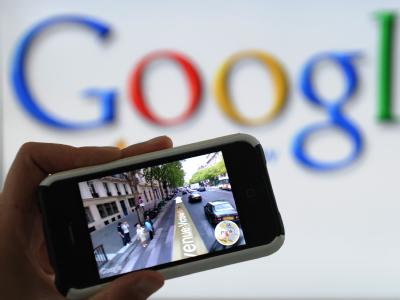 Über den Google Dienst Street View wird heftig gestritten.