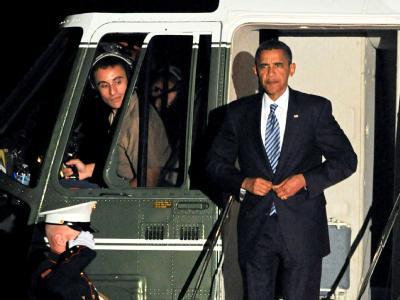 US-Präsident Barack Obama hat den Abzug aller Kampftruppen aus dem Irak nicht offiziell kommentiert.