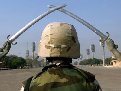 US-Soldat imIrak