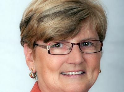 Die Vorsitzende des Unternehmerverbandesmittelständische Wirtschaft (UMW): Ursula Frerichs.