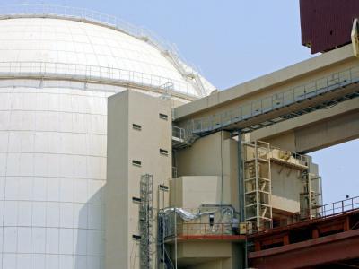 Der Iran nahm das Kernkraftwerk in der Hafenstadt Buschehr mitten im Dauerstreit um sein Atomprogramm feierlich in Betrieb.