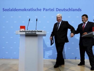 SPD-Gewerkschaftsrat
