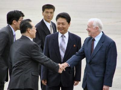 Carter in Nordkorea