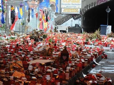 Gedenken an Loveparade-Opfer