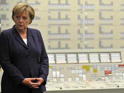 Bundeskanzlerin Merkel: betrübt über die Widerstände gegen den notwendigen Stromnetzausbau.