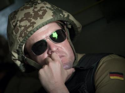 Bundesverteidigungsminister Karl-Theodor zu Guttenberg
