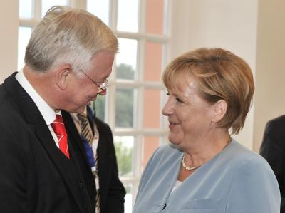 Roland Koch feiert Abschied