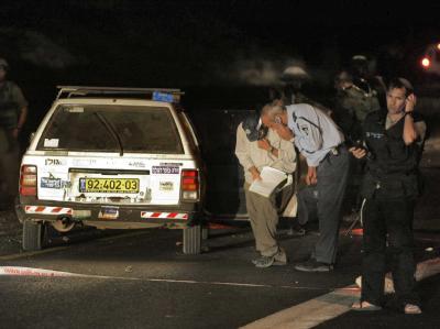 Anschlag auf Israelis