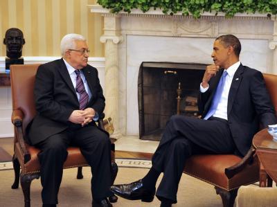 Abbas und Obama