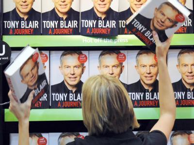 Blair ver�ffentlicht Memoiren