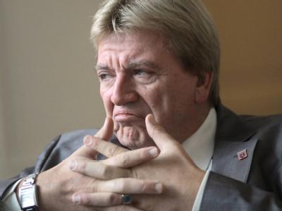 Der Ministerpräsident des Landes Hessen, Volker Bouffier (CDU).