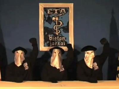 ETA-Terroristen sollen Unterstützung in Venezuela erhalten haben. (Archivbild)