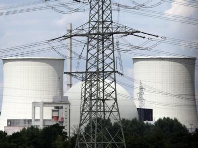Das Uralt-Atomkraftwerk Biblis in Südhessen darf deutlich länger laufen geplant.