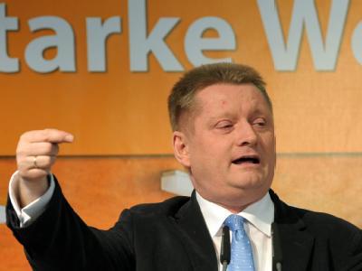 CDU-Generalsekretär Hermann Gröhe (Archivbild)