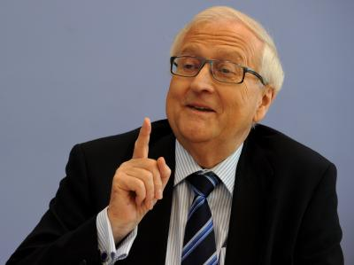 Bundeswirtschaftsminister Rainer Brüderle (FDP)
