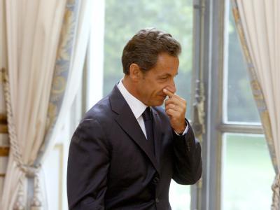 Nicolas Sarkozy will an seinen Plänen zur Rentenreform festhalten.